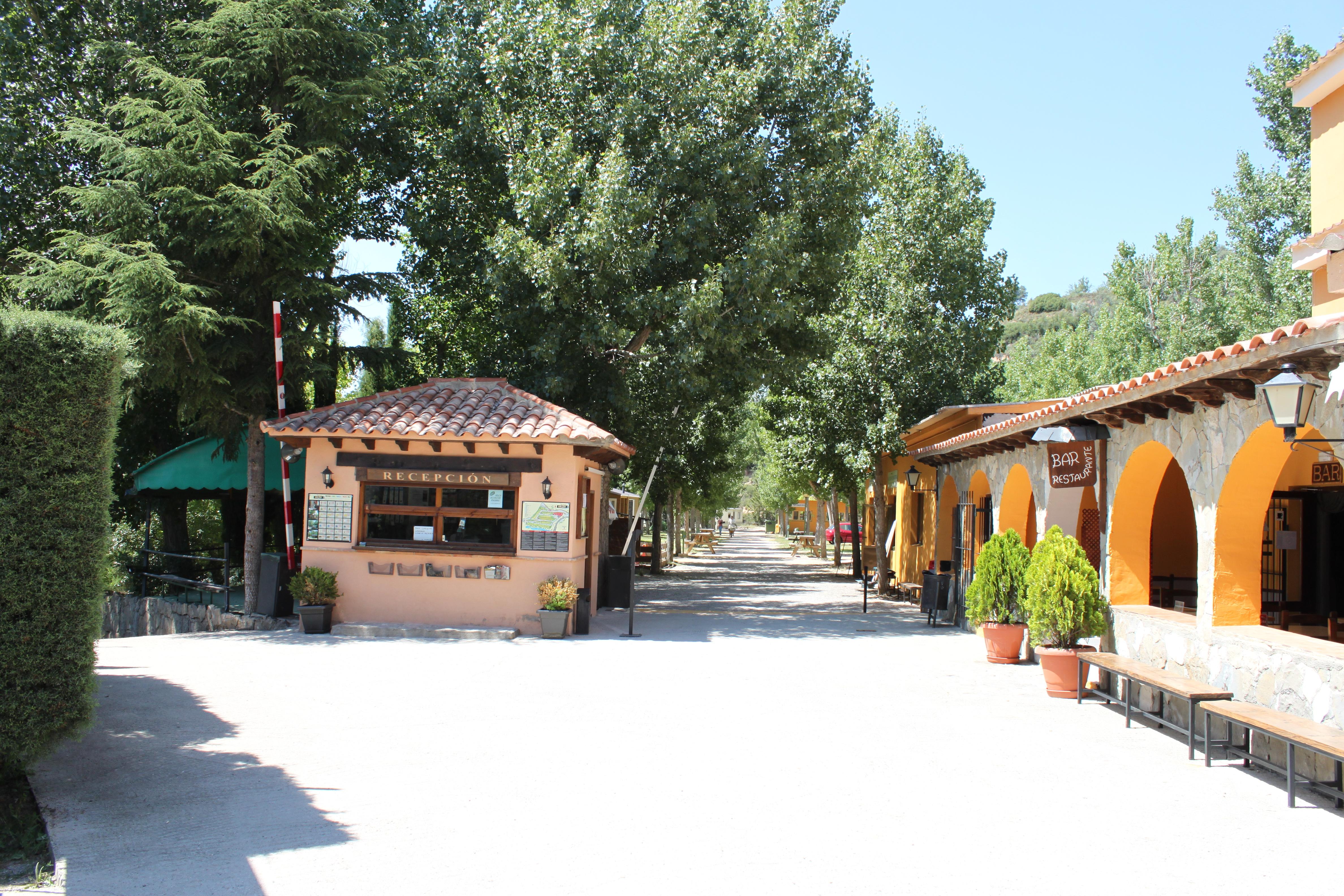 Camping Rio Vero